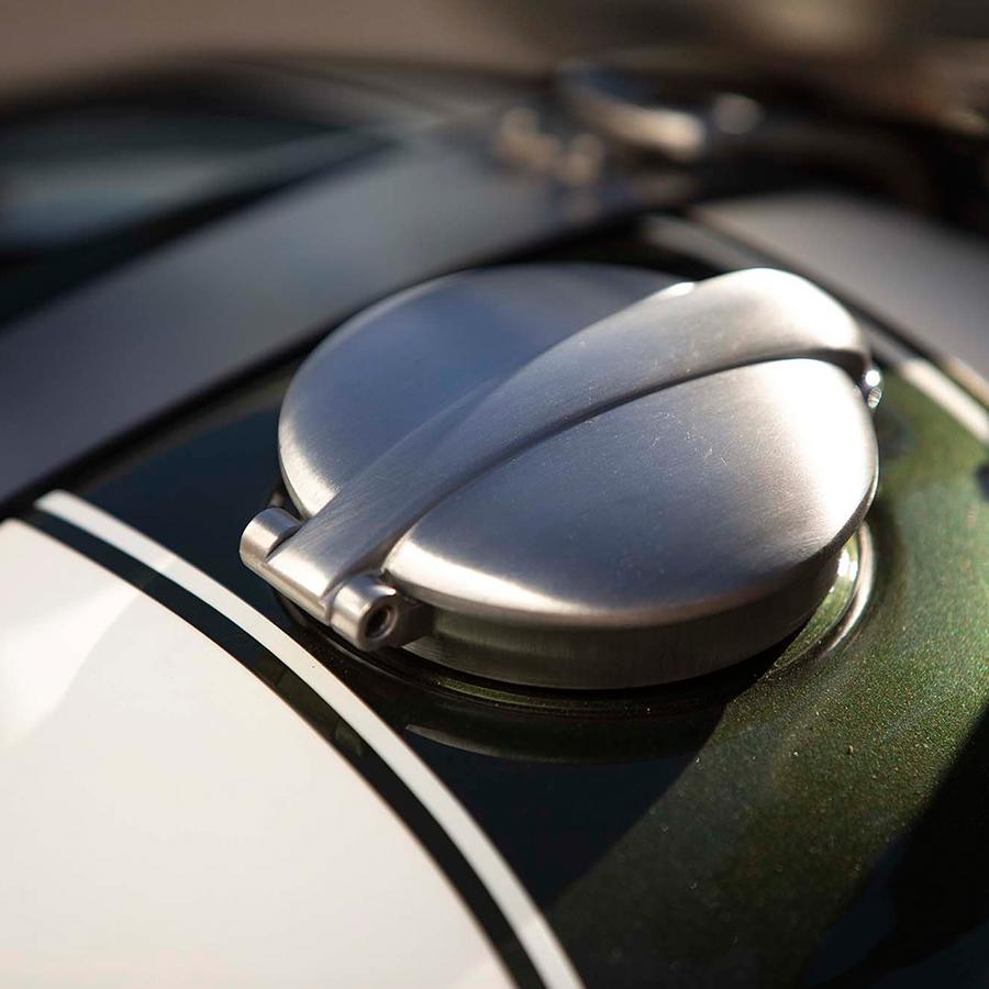 Xe Môtô Triumph Scrambler 1200 XE - Trắng Xanh