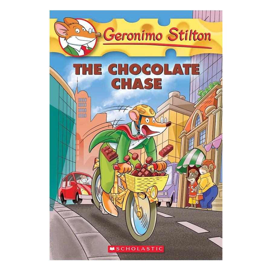 Geronimo Stilton 67: Chocolate Chase