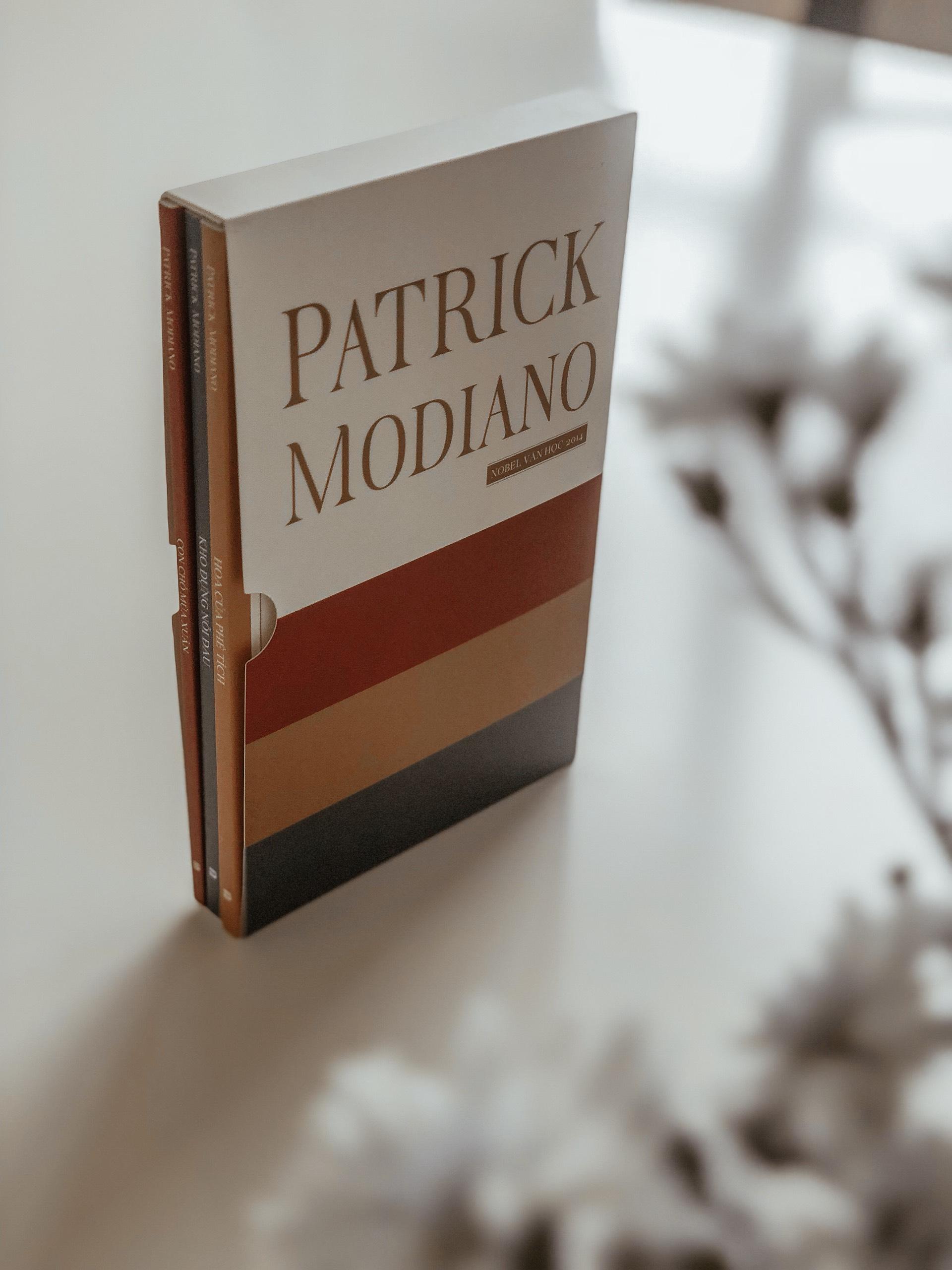 Combo tiểu thuyết Modiano
