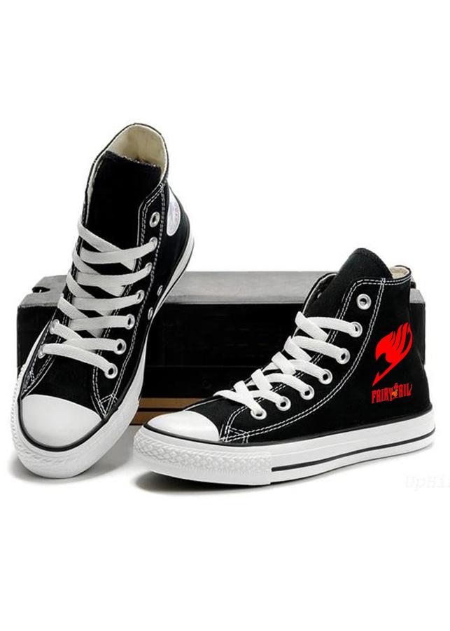 Giày Fairy Tail cổ cao