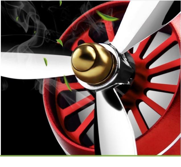 Sáp thơm gắn khe gió xe hơi , động cơ máy bay 4