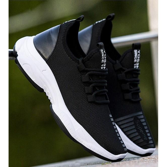 (Giá hủy diệt) Giày thể thao Sneaker nam cao cấp kiểu dáng hot trend - MH106