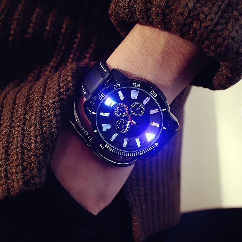 Đồng hồ thể thao thời trang nam thông minh phát sáng cá tính bắt mắt lạ độc đáo ZO66