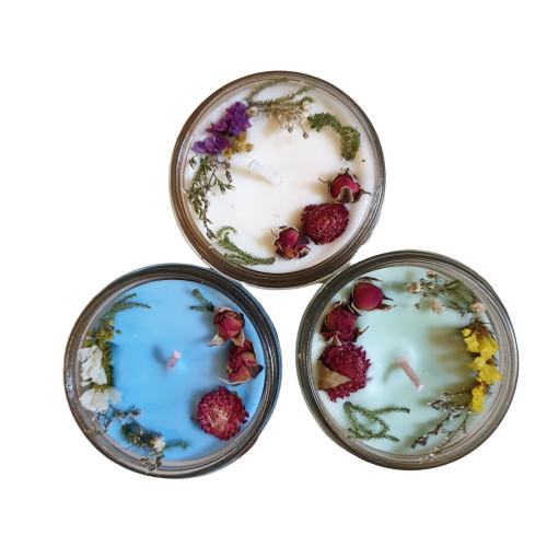 Combo 3 nến thơm tinh dầu100g: 1 nến thơm tinh dầu Bạc hà, 1 nến thơm tinh dầu Vani, 1 nến thơm thơm tinh dầu hương thảo, giúp thư giãn, thơm phòng khử mùi, handmade , tặng 1 chai tinh dầu 5ml