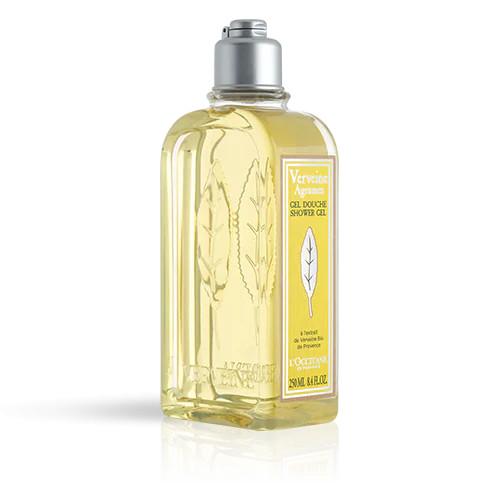 Gel tắm cỏ roi ngựa hương cam quýt L'Occitane Verbena Shower Gel 250ml