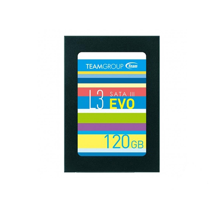 Ổ Cứng SSD Team L3 EVO 120GB - Hàng Chính Hãng