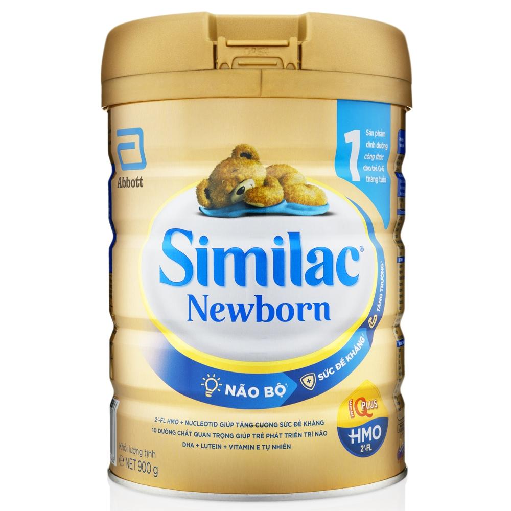 Combo 2 Lon Sữa Bột Similac 1 (900g)