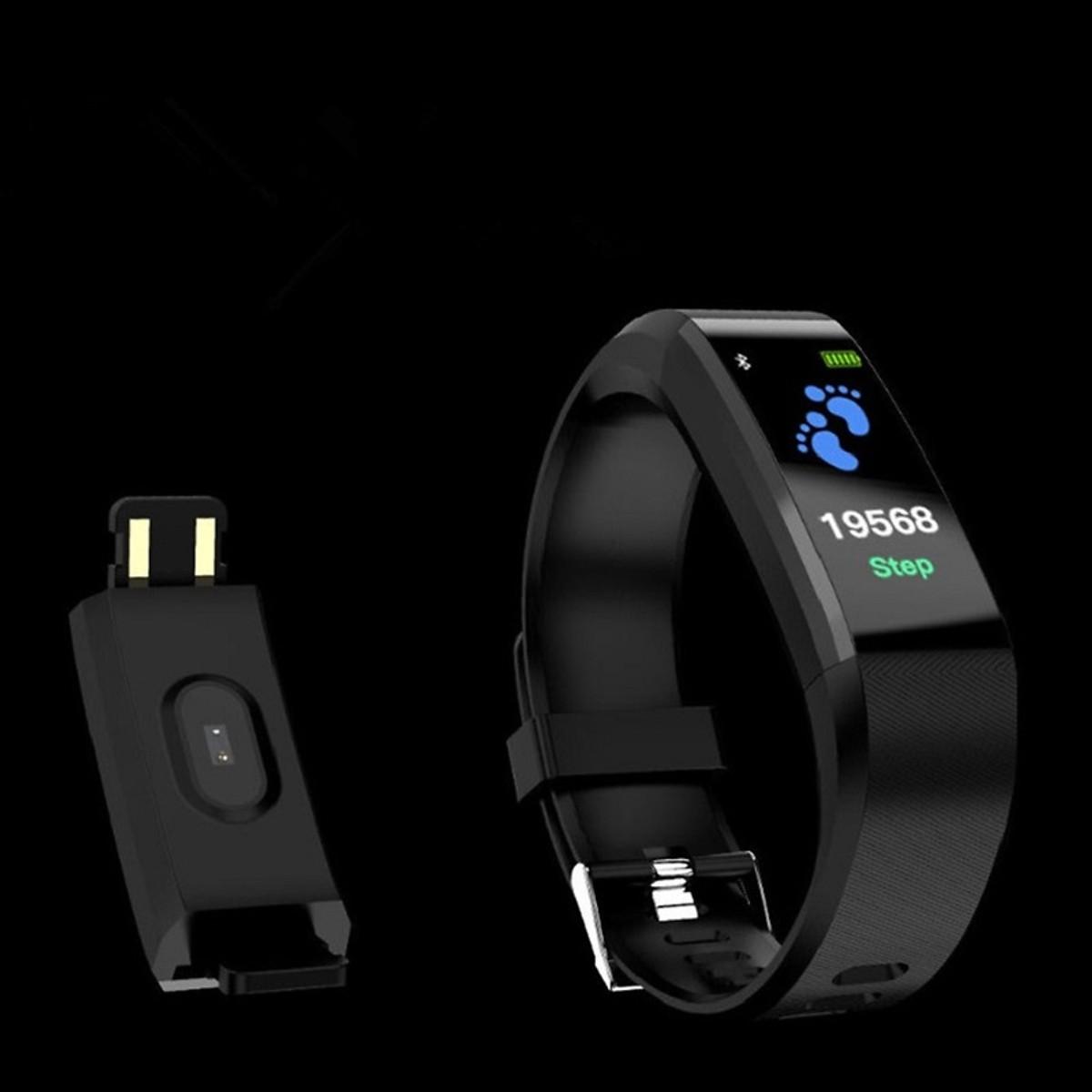 Đồng hồ đeo tay thông minh chống nước hỗ trợ tập thể thao