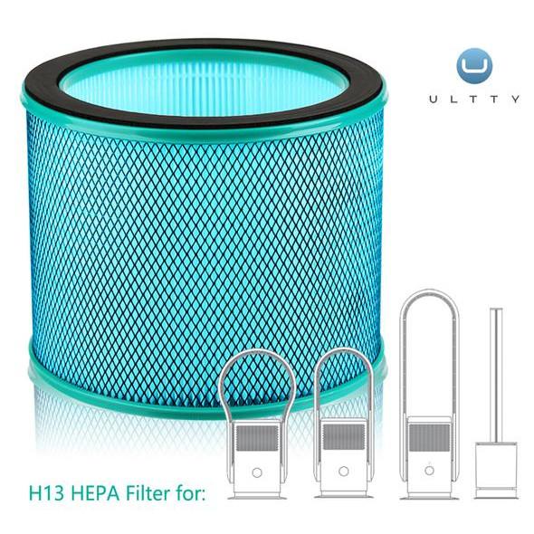 Hệ màng lọc ULTTY HEPA H13 dùng cho Quạt lọc không khí R21 - Hàng chính hãng