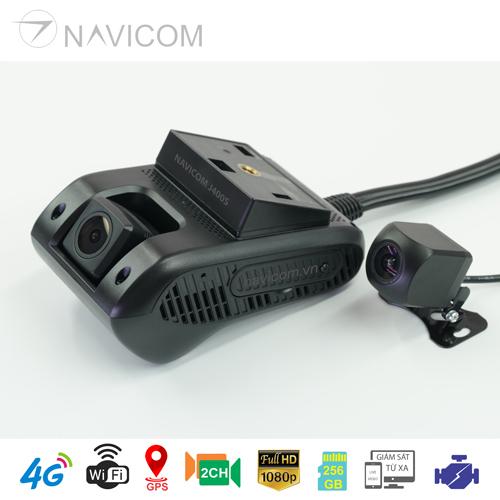 Camera hành trình Navicom J400S chính hãng- Ghi hình cả khi không có thẻ nhớ
