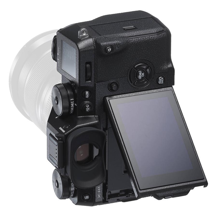 Máy Ảnh Fujifilm X-H1 Body + Grip Kit - Hàng Chính Hãng