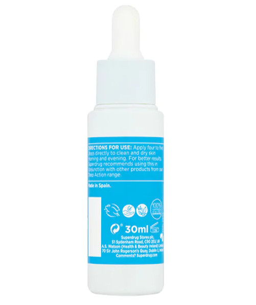 Tinh chất Superdrug Deep Action 2% Salicylic Acid Anti Blemish & Blackhead Serum 30ml