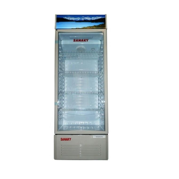 Tủ Mát Sanaky 1 Cánh Dàn Lạnh Nhôm Inverter VH-308K3 (300L) - Hàng Chính Hãng