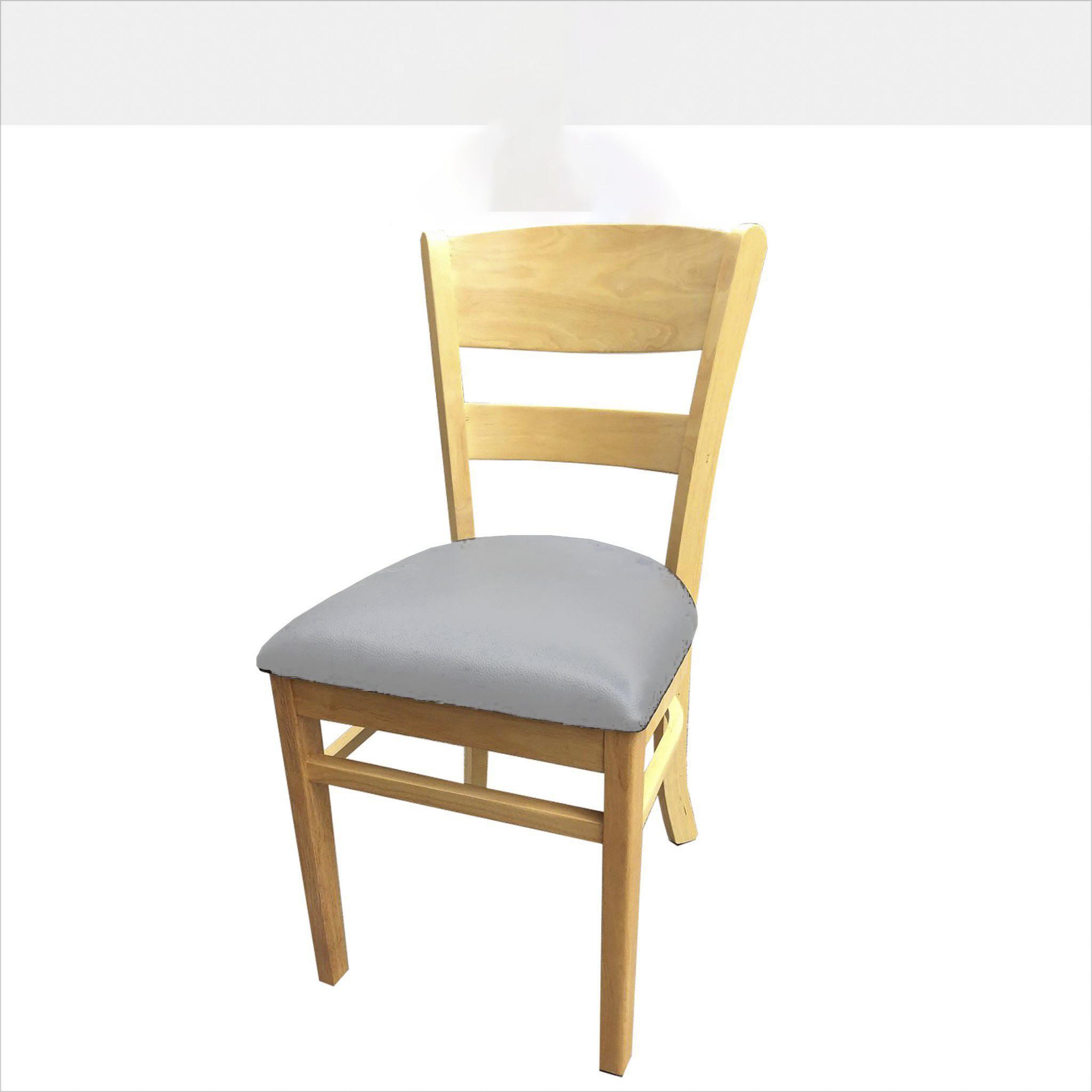 Ghế gỗ có đệm Eames V1