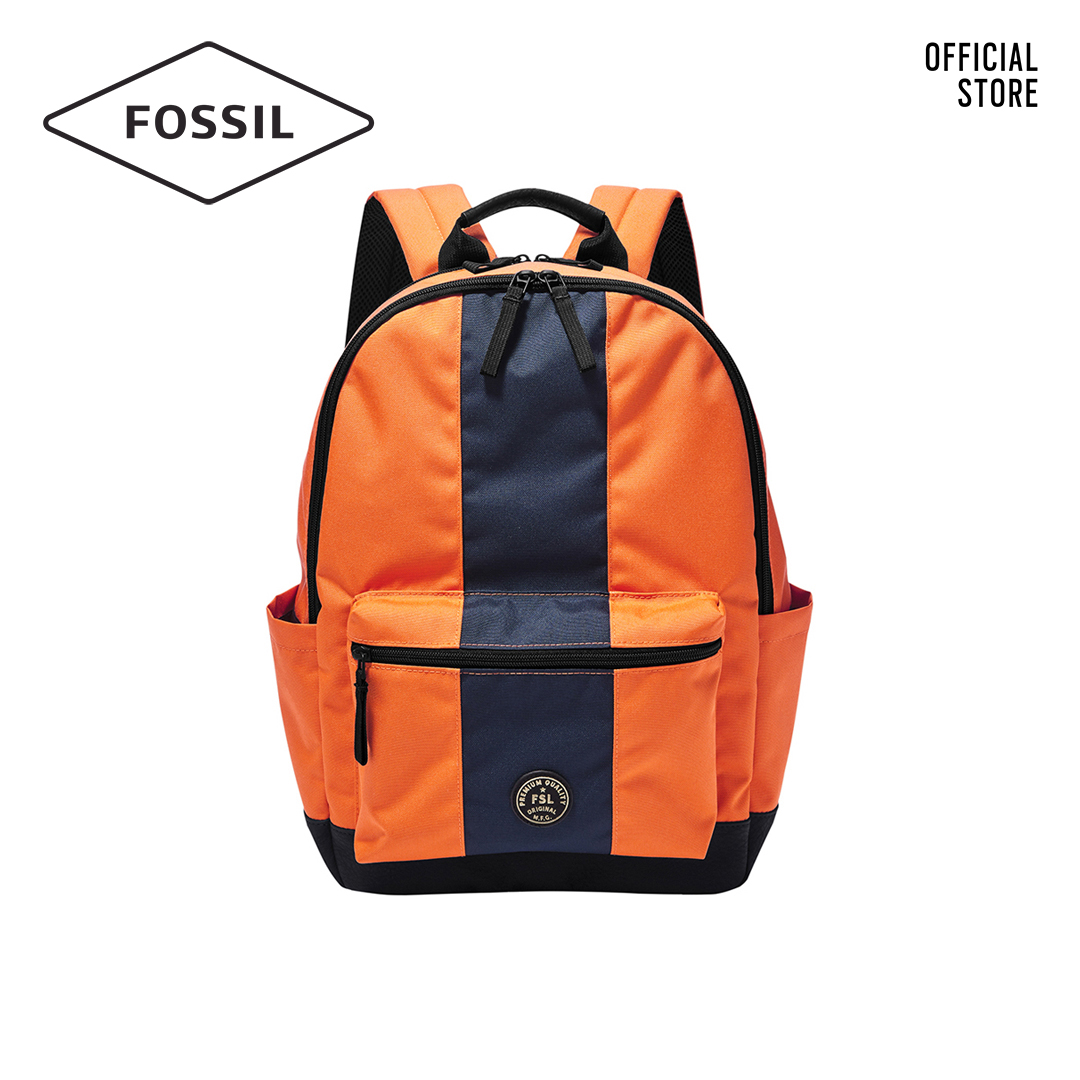 Balo nam thời trang Fossil Sport Backpack MBG9497820 - màu cam