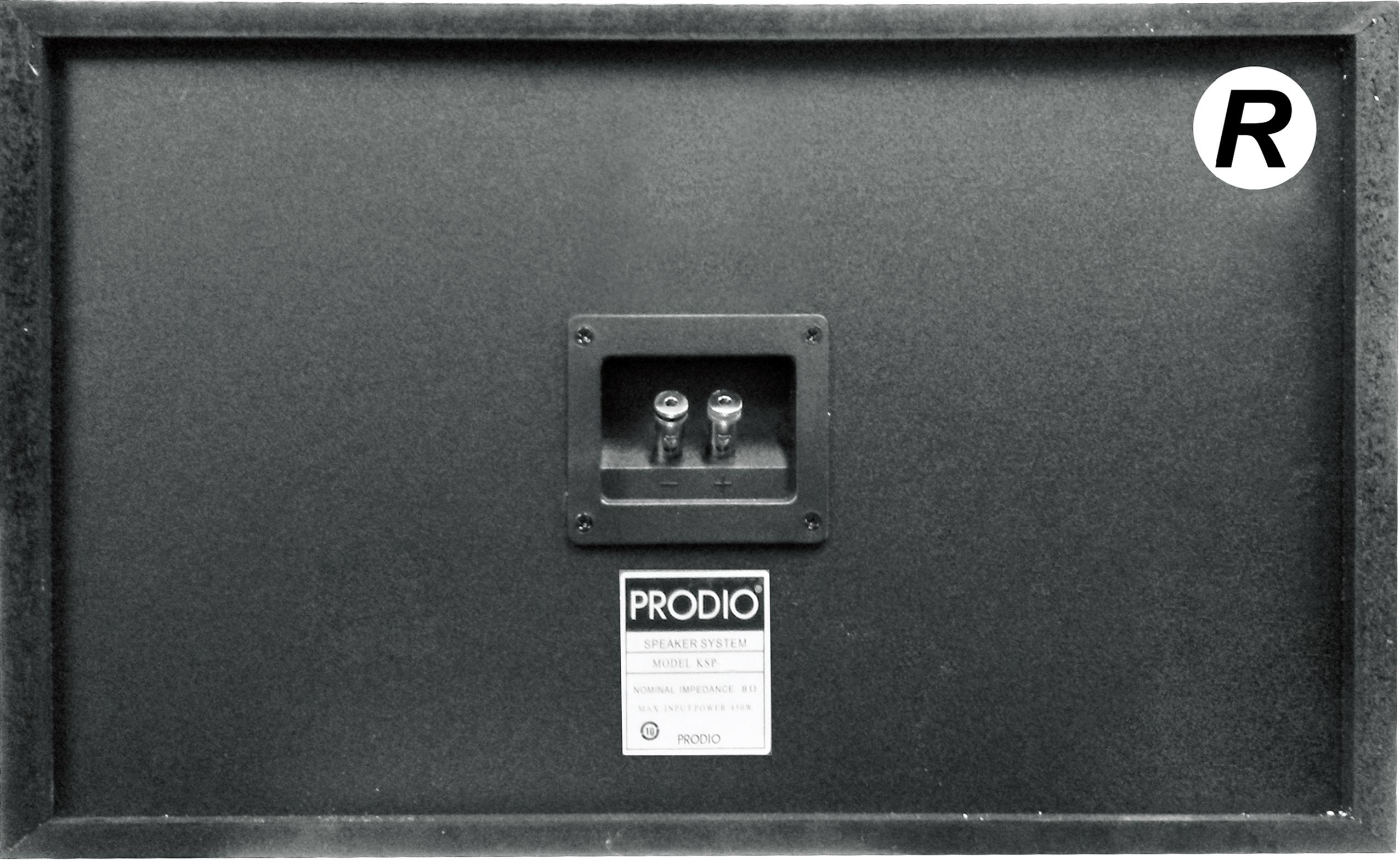 Loa Karaoke PRODIO KSP-490 | Hàng nhập khẩu