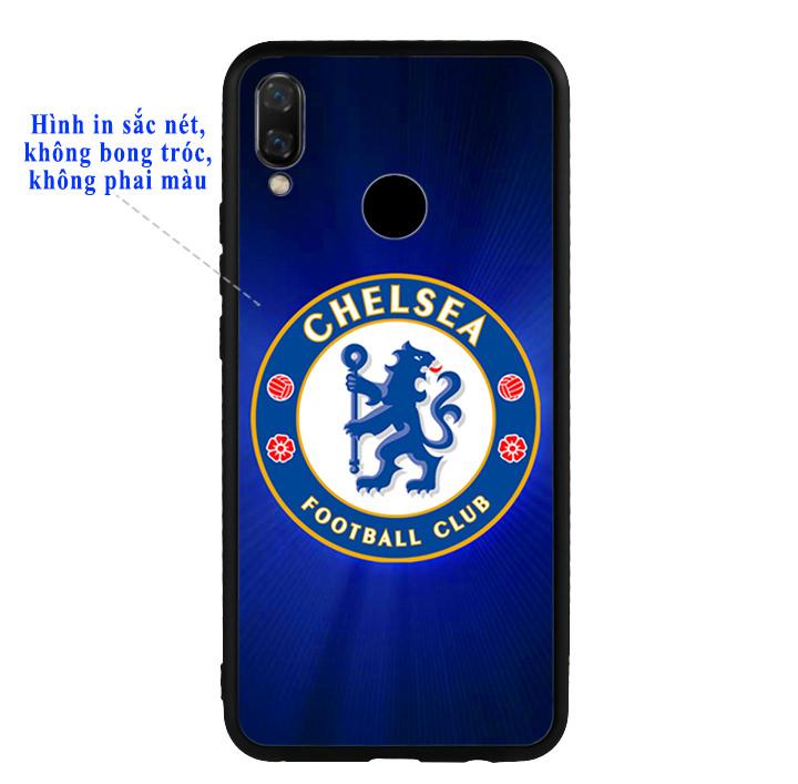 Ốp lưng viền TPU cho Huawei Nova 3i - Clb Chelsea 02