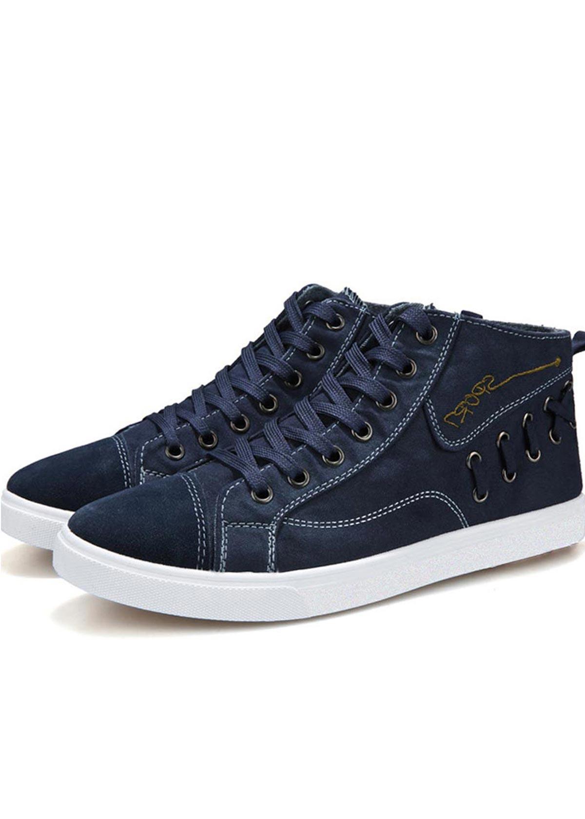 Giày nam cao cổ thời trang PETTINO - KS02