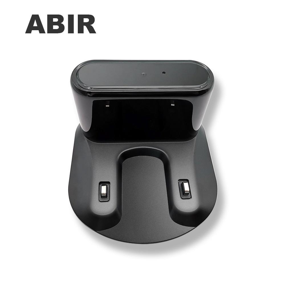 Dock sạc, đế sạc robot - Phụ kiện Robot hút bụi thông minh ABIR X6/X8 - Hàng chính hãng