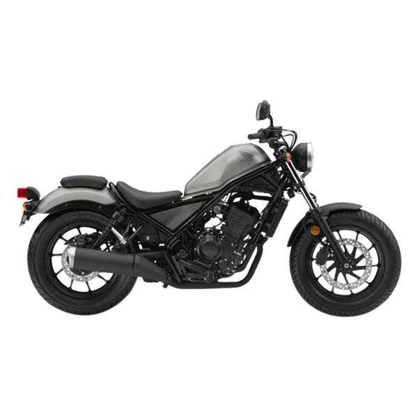 Xe Máy Honda Motor Rebel 300 - Bạc Đen