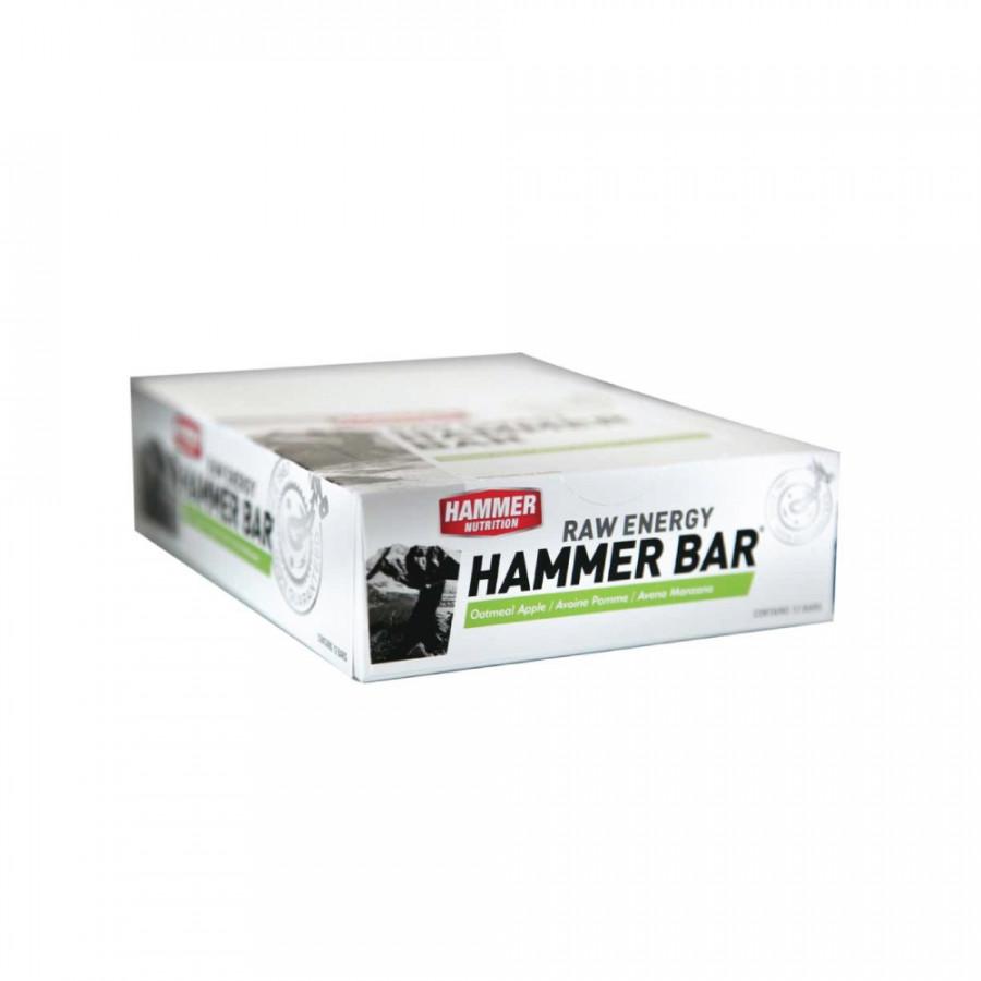 Thanh bổ sung năng lượng - Hammer Nutrition Energy Raw - Táo - 12 thanh