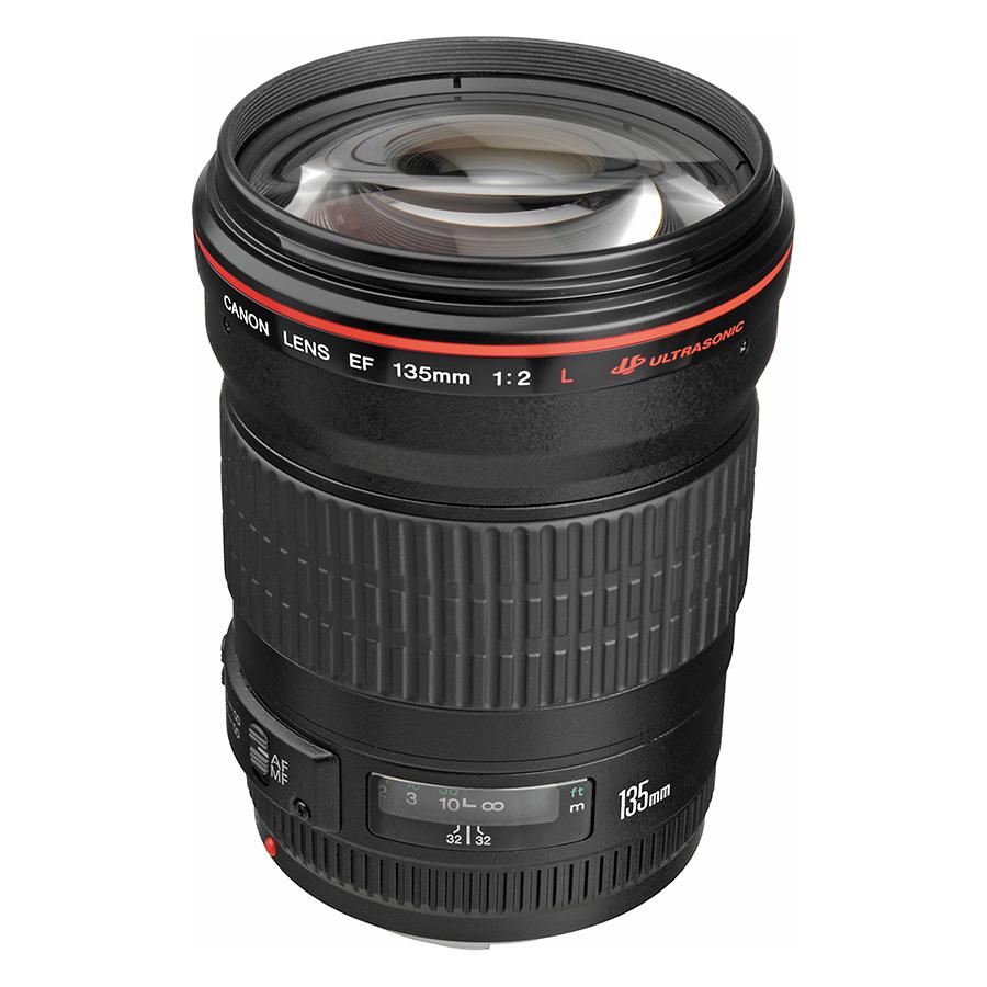 Ống Kính Canon EF 135mm F/2 L - Hàng Chính Hãng