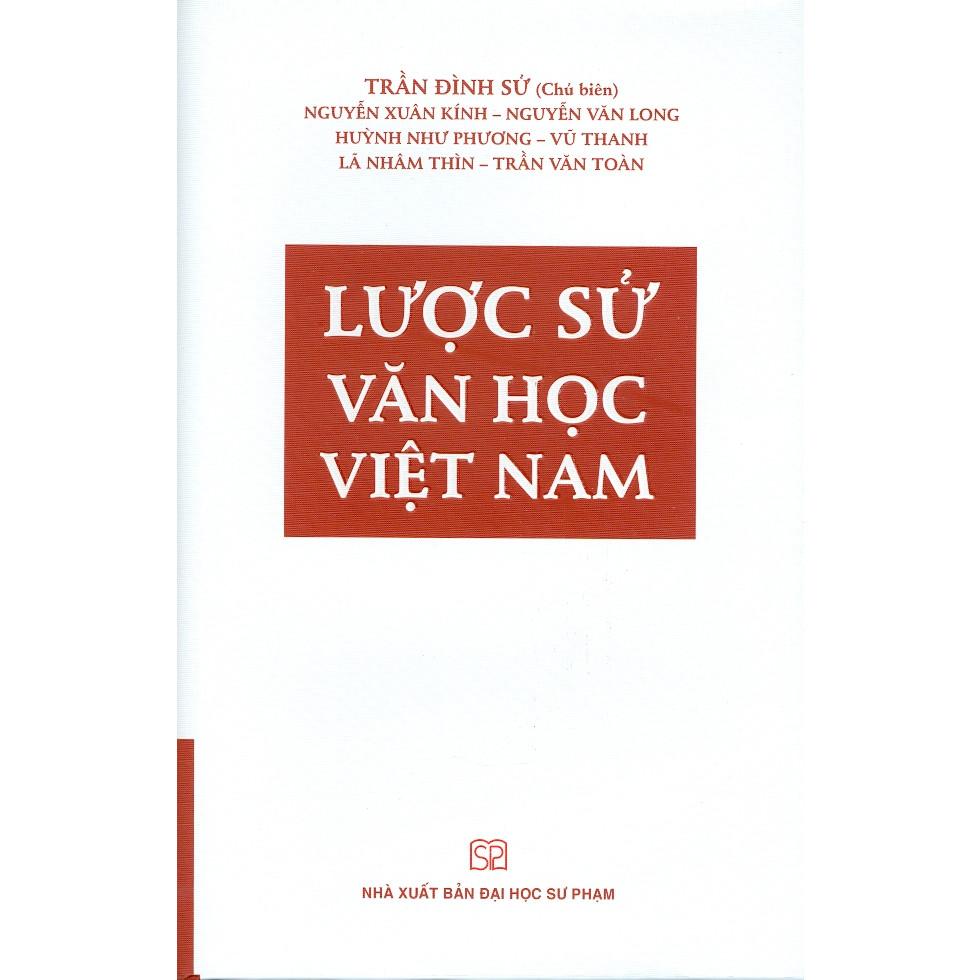 Lược Sử Văn Học Việt Nam (Bìa Cứng)