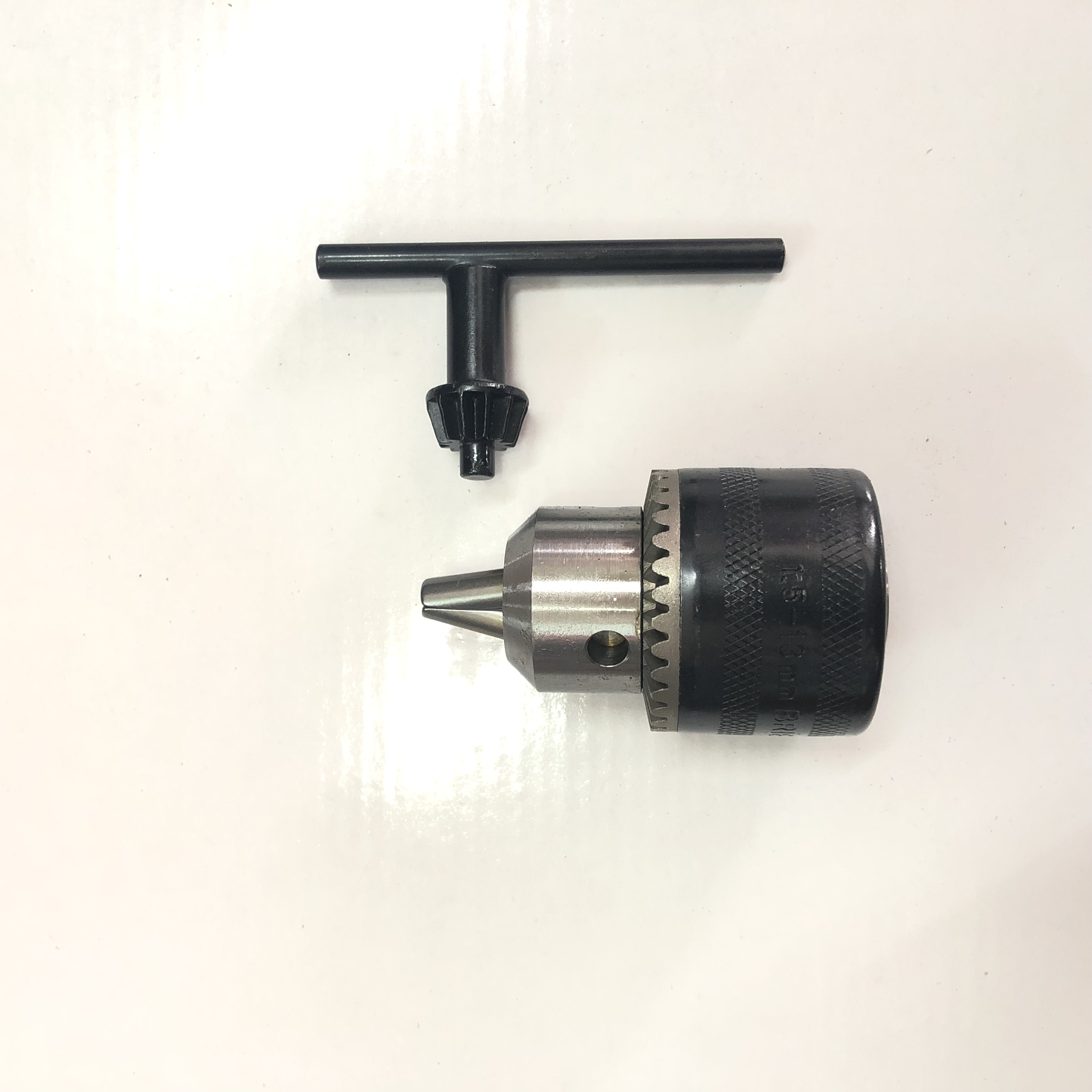Đầu Khoan 13mm kèm chìa khoá tương thích với các loại máy khoan cầm tay