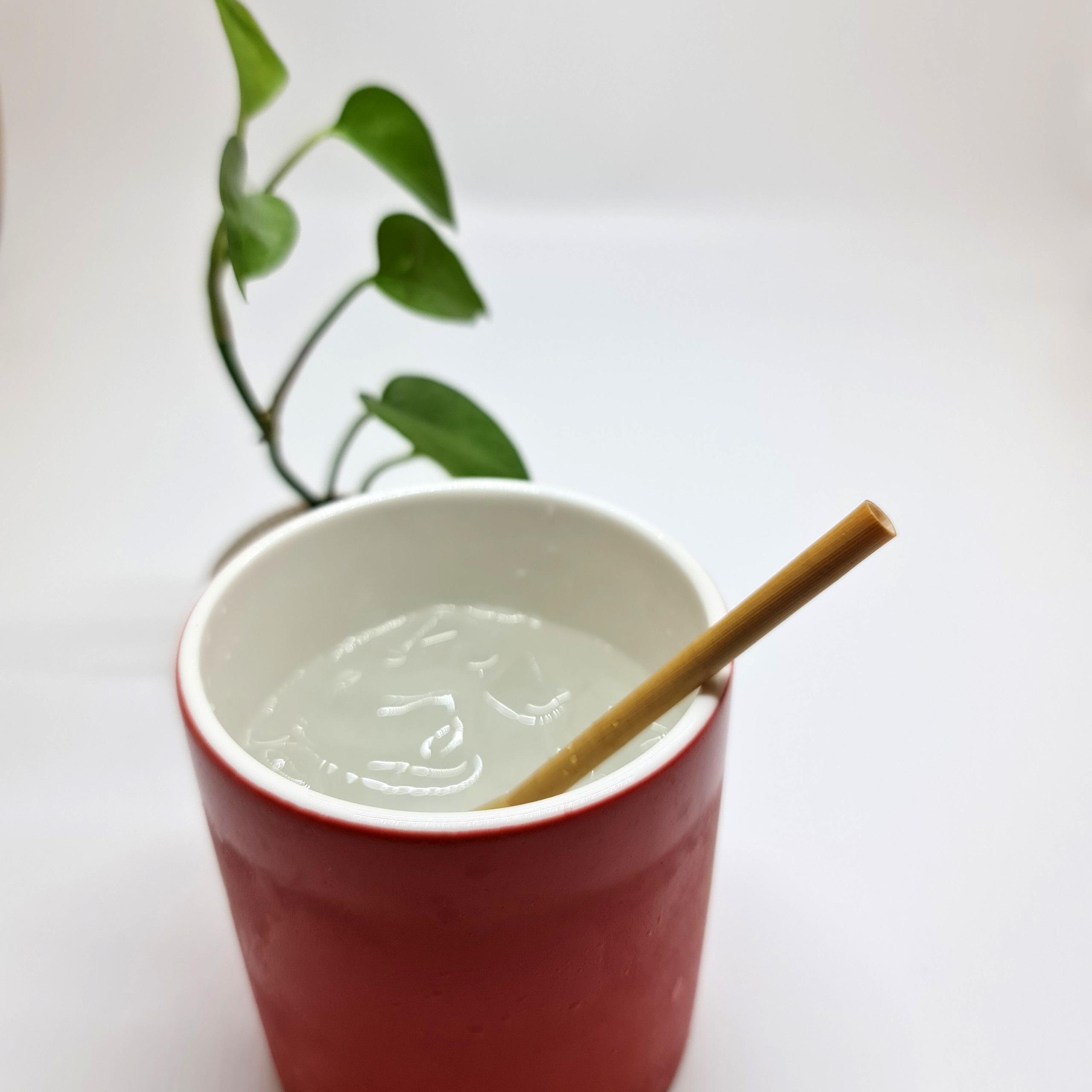 100 Ống Hút Cỏ (Grass Straws) Dài 15 cm - Không Tan, Biến Dạng Trong Nước - Dùng Được Cho Tất Cả Các Loại Thức Uống