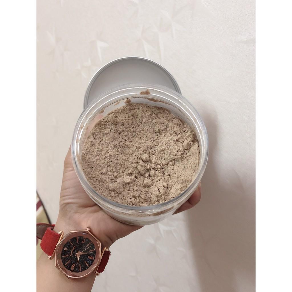 Bột Thảo Mộc Cổ Truyền Sam Natural (300gr) giúp tẩy da chết, làm sáng da