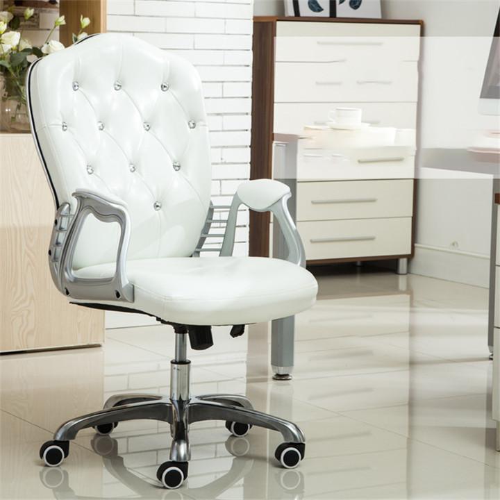 Ghế da văn phòng kiểu Châu Âu