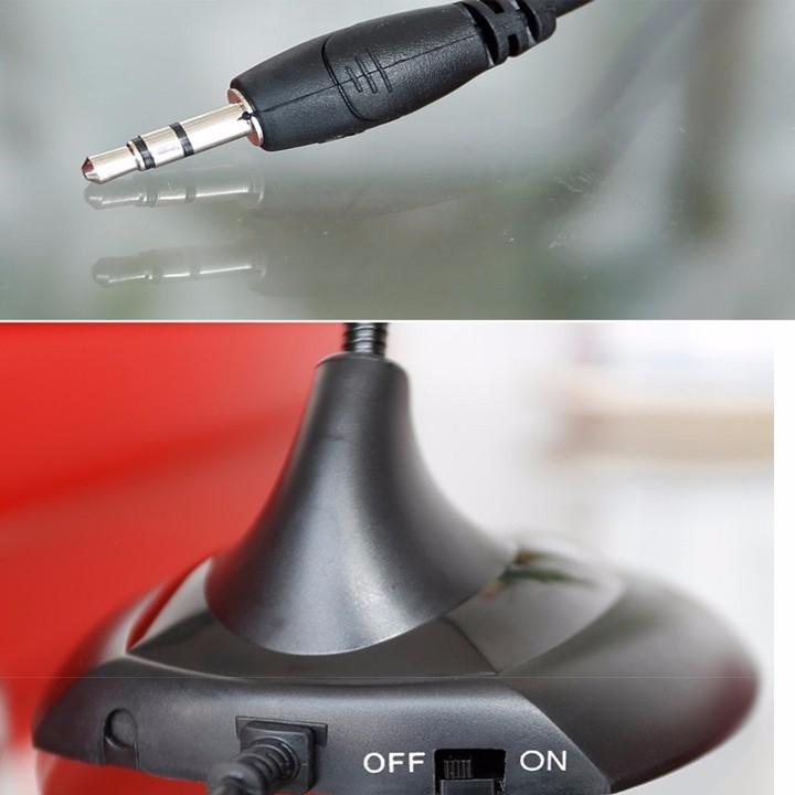 Microphone Salar M6 - Hàng Nhập Khẩu