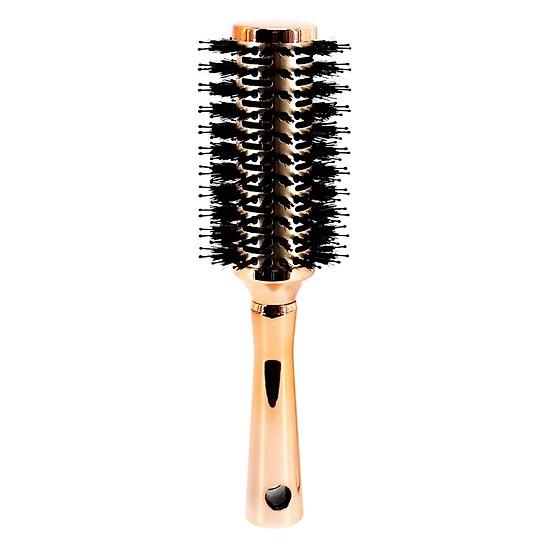 Lược chải tóc xoăn vàng hồng HAIR BRUSH CURL  ROSE GOLD MED Uncle Bills AH3661