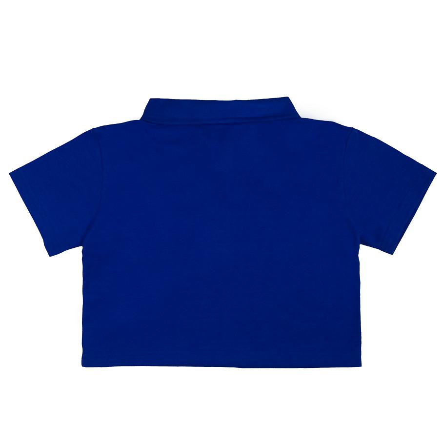 DKMV Polo Basic-BLUE
