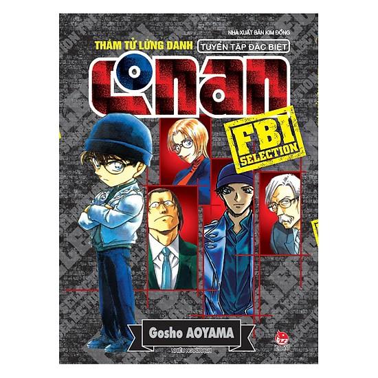 Combo Trọn Bộ Conan Đặc Sắc: Conan Và Tổ Chức Áo Đen (Tập 1, 2) + Conan Tuyển Tập Đặc Biệt - FBI Selection + Conan Tuyển Tập Fan Bình Chọn (Tập 1, 2) + Conan Những Câu Chuyện Lãng Mạn (Tập 1,2,3) - Bộ 8 Cuốn