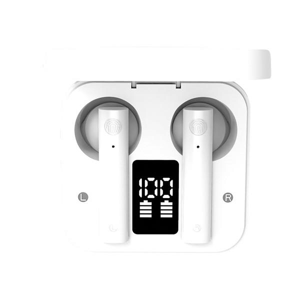 Tai Nghe True Wireless Earbuds Smart Touch Bluetooth 09  V5.0 - Hàng Chính Hãng