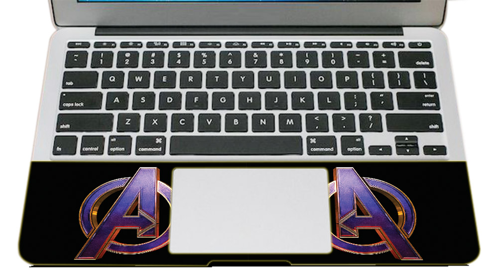Miếng Dán Trang Trí Laptop Logo LTLG - 182