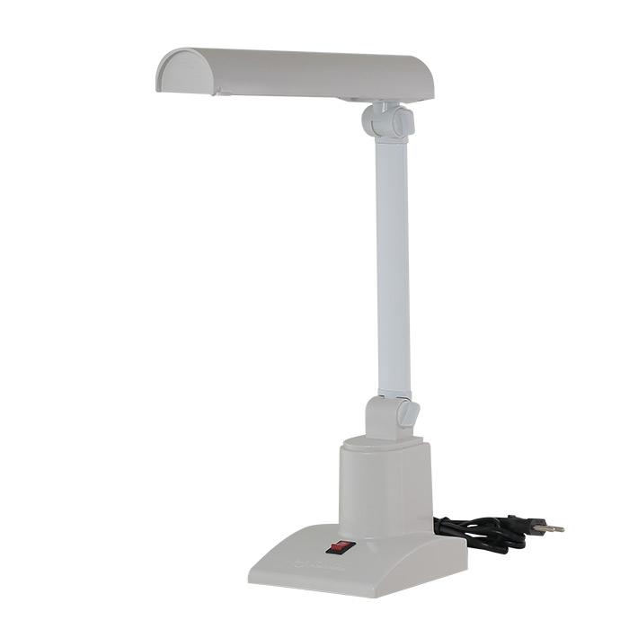 Đèn bàn học cao cấp Rạng Đông Model RD-RL-10E.LED - Chính hãng, bảo vệ thị lực, chỉnh góc,bóng Led 3000k, 5000k