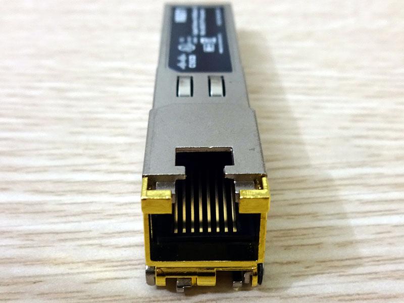 Module quang Cisco MGBT1 SFP 1000BASE-T RJ-45 100m Transceiver - Hàng Nhập Khẩu