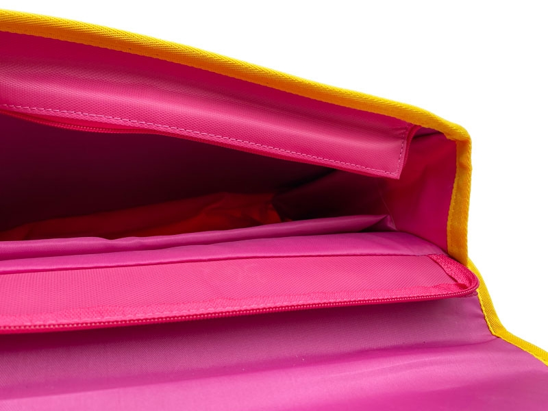 Cặp Học Sinh B.Bag Sweet C-12-028 - Màu Hồng Đậm