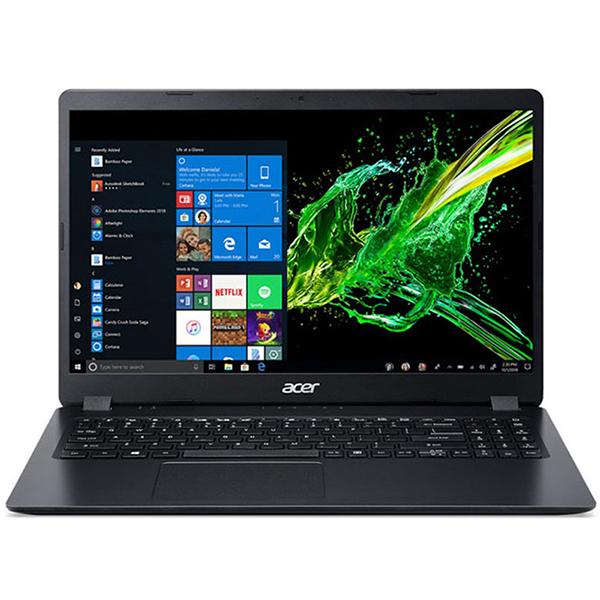 Laptop Acer Aspire 3 A315-54K-37B0 NX.HEESV.00D (Core i3-8130U/ 4GB RAM/ 256GB SSD/ 15 FHD/ Win 10) - Hàng Chính Hãng