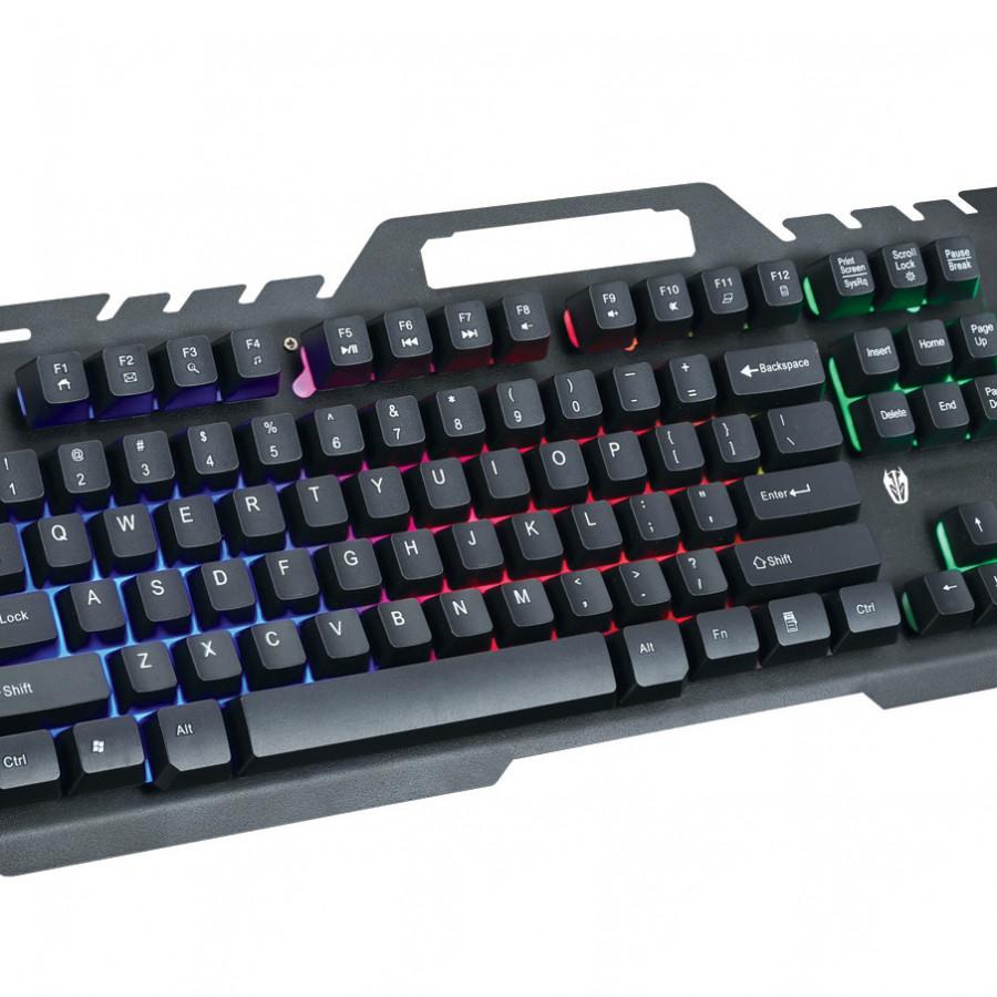 Bàn phím Gaming GT5 viền kim loại (màu ngẫu nhiên)