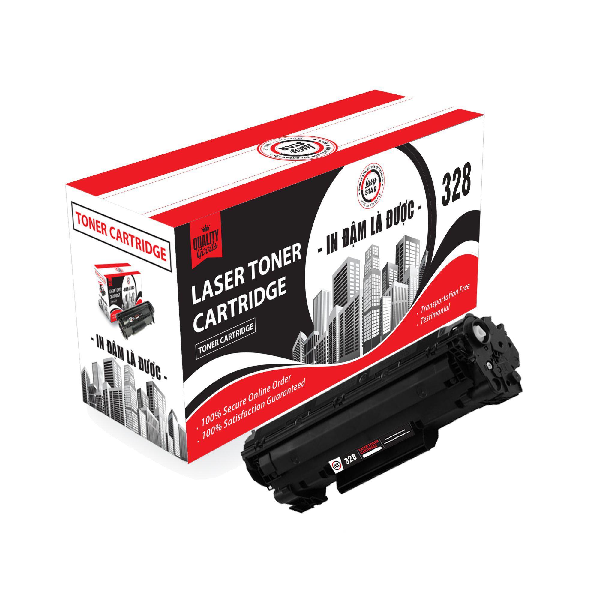 Mực in Laser Lyvystar dùng cho máy in  - Hàng Chính Hãng