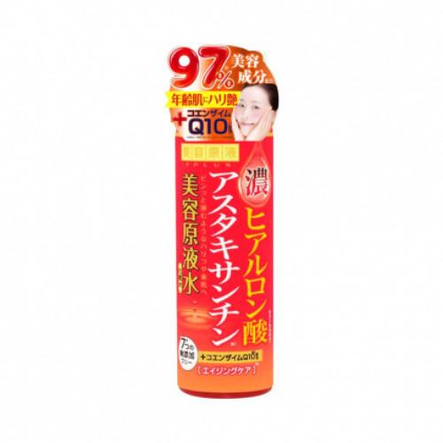 Nước cân bằng chống lão hoá CoQ10  Biyougeneki Moisture HA Lotion 185ml