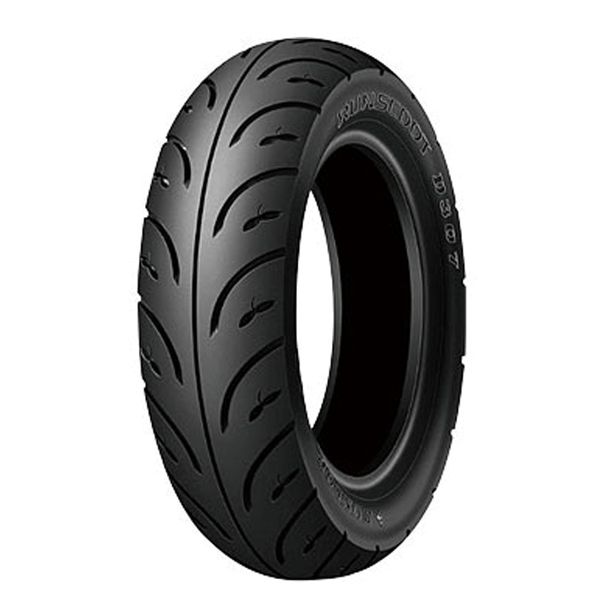 Lốp xe máy Dunlop D307 100/90-14 TL 51P