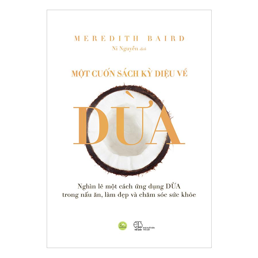Một Cuốn Sách Kỳ Diệu Về Dừa