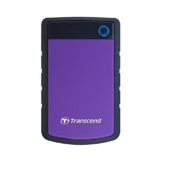 Ổ cứng di động Transcend StoreJet 25H3P 2.5 4TB USB 3.0/3.1 - Hàng Chính Hãng
