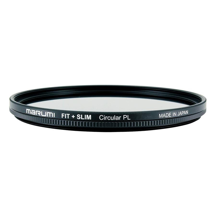 Kính Lọc Filter Marumi Fit & Slim CPL 55mm - Hàng Nhập Khẩu