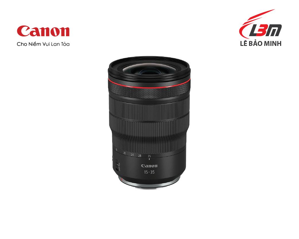Ống kính Canon RF15-35mm F/2.8L IS USM - Hàng chính Hãng