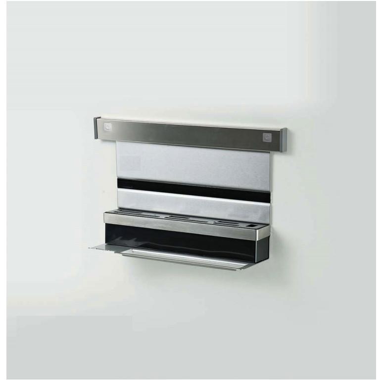 Giá để dao và dụng cụ nấu inox hộp  TI01